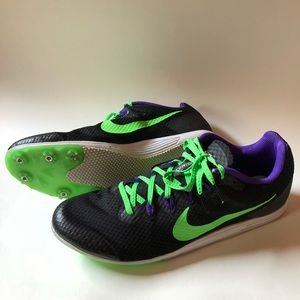 Nike Rival D Size 11.5 Distance Running Shoes